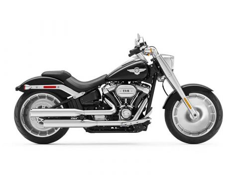 2020 Harley-Davidson Fat Boy