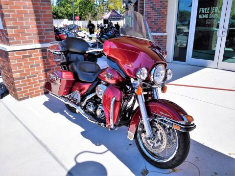 2010 Harley-Davidson Electra Glide Ultra Classic